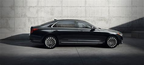 best genesis genesis g90 the new luxury midsize sedan genesis usa