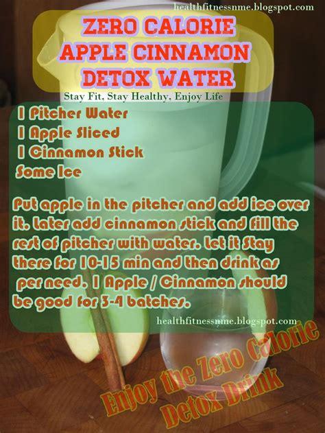 Zero Tea Detox by 1000 Ideas About Apple Cinnamon Water On