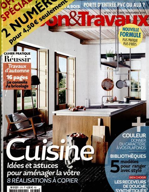 Magazine Maison Et Travaux 1641 by Abonnement Maison Et Travaux Intermagazines