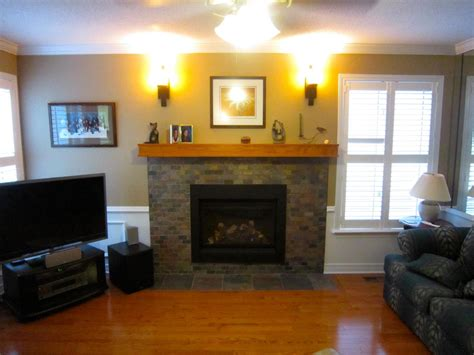 fireplace renovation from wood burning to gas