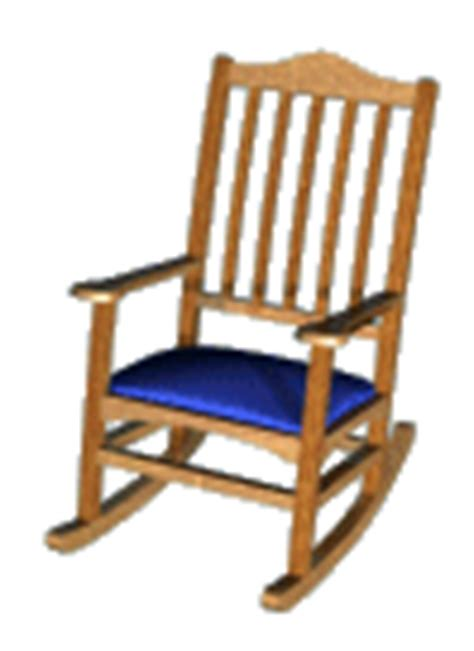 Animated Rocking Chair by Animated Chairs Free Gif Animations For Blogs And Websites