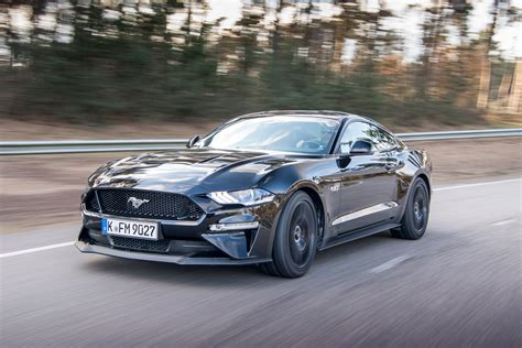 new ford mustang 2018 new ford mustang 2018 review auto express