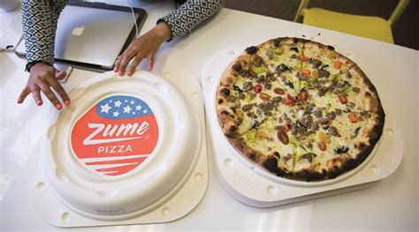 Zume Pizza Mba Internship zume pizza expands technologically and geographically
