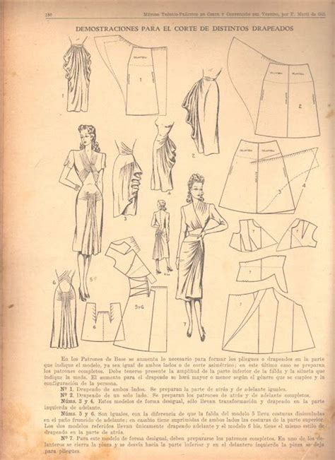 vintage pattern drafting marti costura vintage pattern drafting instructions