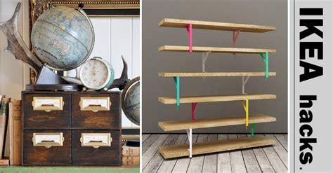 17 ikea hacks you didn t know you needed how to decorate a shelf 29 ideas to use ikea ribba ledges