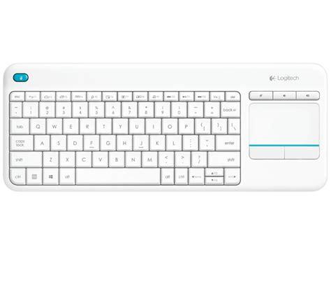 Logitech Wireless Touch Keyboard K400 Plus logitech wireless touch keyboard k400 plus white ban
