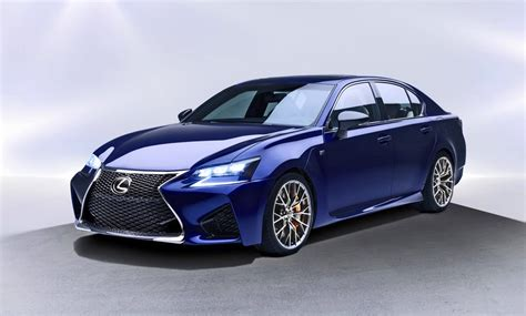 2016 Lexus Gsf