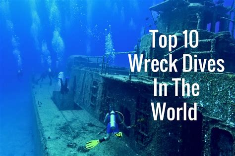 best wreck dives in the world top 10 wreck dives in the world deeperblue