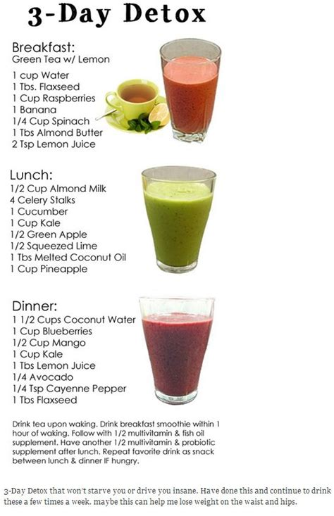 Ease Food Detox Symptoms by 4 Reasons To Detox Easy Fitness Food Drinks