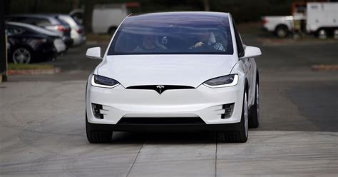 Tesla Model S Rollover Test Autopilot Was Not Engaged In Model X Rollover Crash Tesla