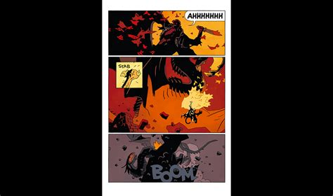hellboy in hell vol 1 the descent hellboy all inferno il ritorno di mike mignola in anteprima wired