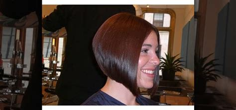 how to style an aline bob when you have fine thin hair how to style a sleek a line bob haircut 171 hairstyling