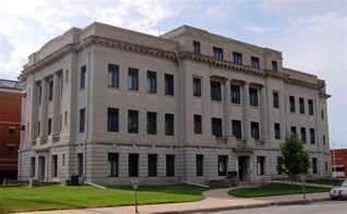 dodge county courthouse fremont nebraska a h dyer