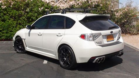 white subaru hatchback 2014 sti hatchback gallery