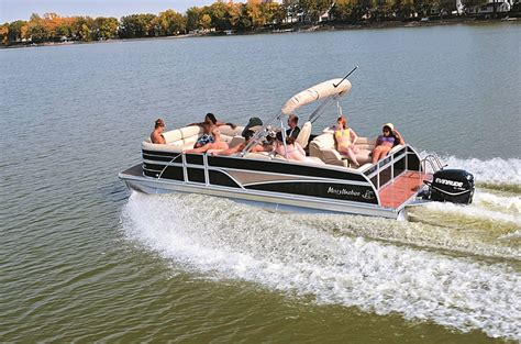 chaparral boats ceo who s who pontoon deck boat magazine