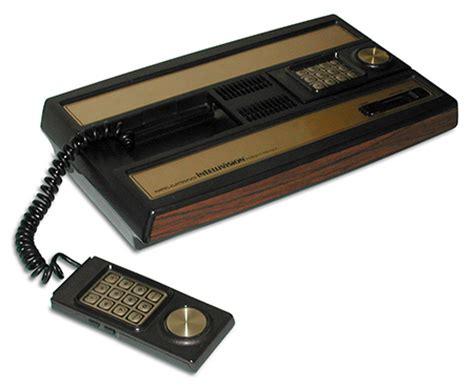 console anni 80 mattel intellivision vecchi computer