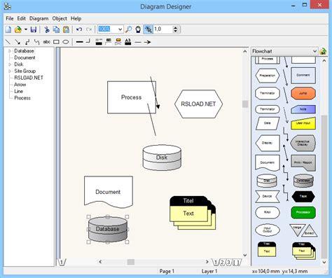 diagram designer diagram designer free