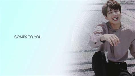 bts jungkook shares stripped down cover of justin bieber bts jungkook 2u cover eng lyrics youtube