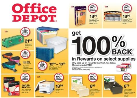 Office Depot Coupons On Technology Office Depot Coupons That Don T Exclude Technology 28