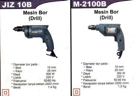 Bor Modern M2130b mulia jaya teknik bor modern jiz 10 dan m2100