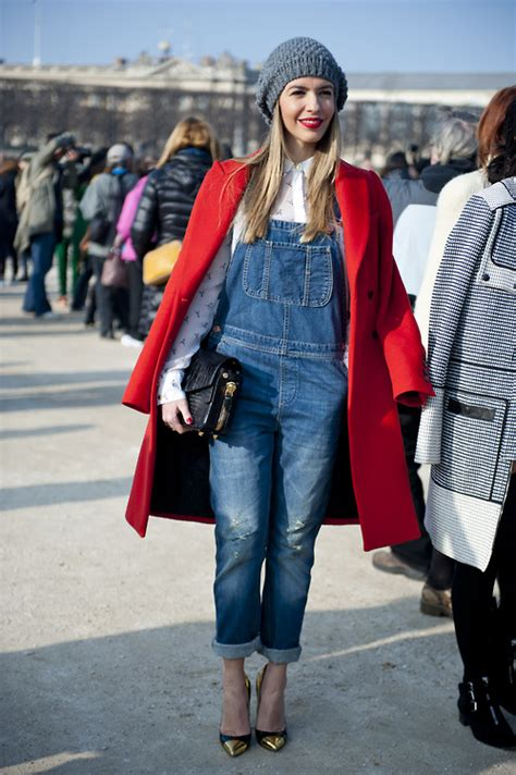 fashion how to wear overalls overalls created by doris knezevic 7 fabulous street style ways to wear overalls streetstyle