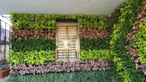 buy vertical garden wall hanging pot pack of 5 black