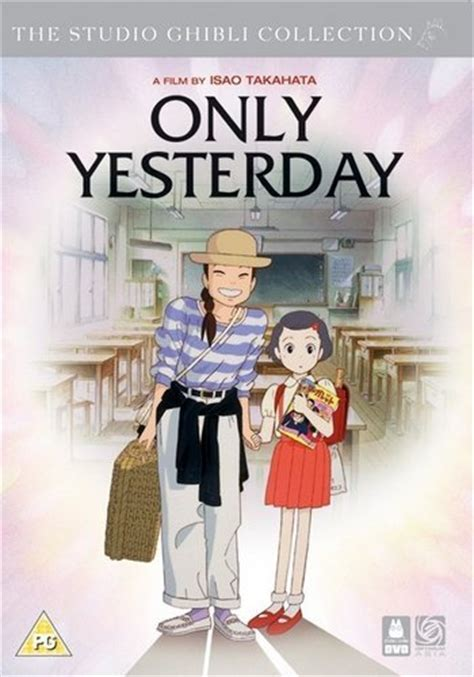 ghibli film only yesterday studio ghibli images only yesterday hd wallpaper and