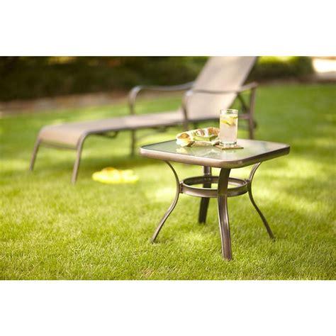 martha stewart patio table martha stewart living grand bank patio side table d4067 ts