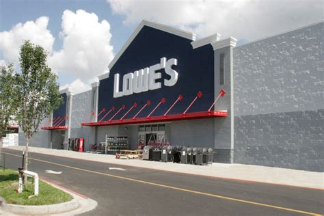 lowes thibodaux academy sports outdoors la retail construction by