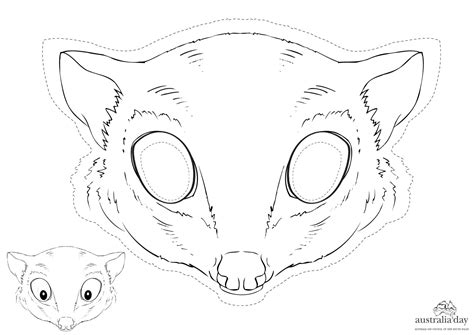 Early Finishes Can Make A Possum Magic Mask Possum Magic
