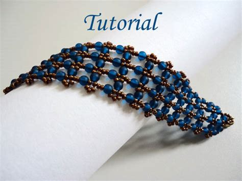 seed bead tutorials 16 easy seed bead bracelet patterns guide patterns