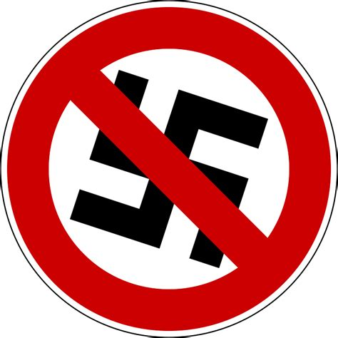 imagenes simbolos nasis vector gratis esv 225 stica prohibido contra nazis