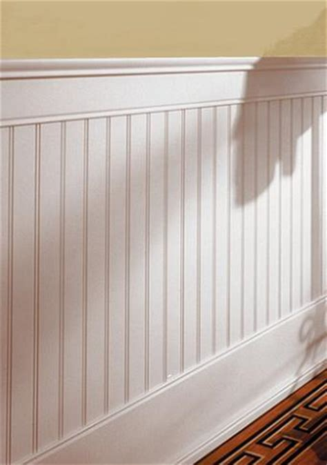 Wainscoting Alternatives Classic Beadboard 4 Foot Kit