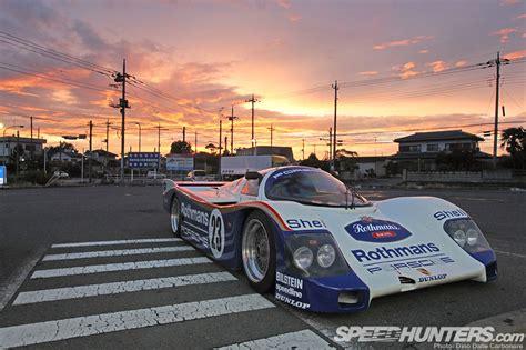Porsche 962c by Porsche 962c Prowls The Streets Speedhunters