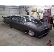 1965 Chevelle Malibu Top Sportsman Drag Car Roller For