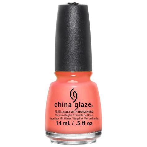 China Glaze Flip Flop china glaze poolside nail collection flip flop