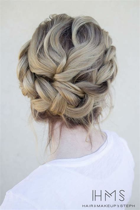 wedding hairstyle how to find your bridal hair updo crown braids and wedding