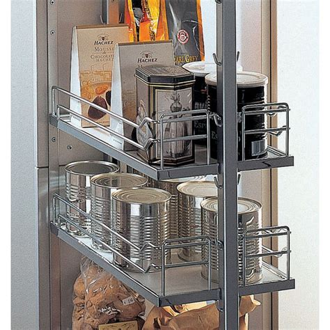 Pull Out Pantry Systems by Pull Out Swing Kitchen Pantry Organizer By Hafele