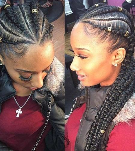 videos french braids black women fancy french braids for black women