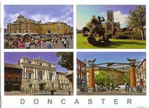 In Uk Doncaster United Kingdom Remembering Letters And Postcards