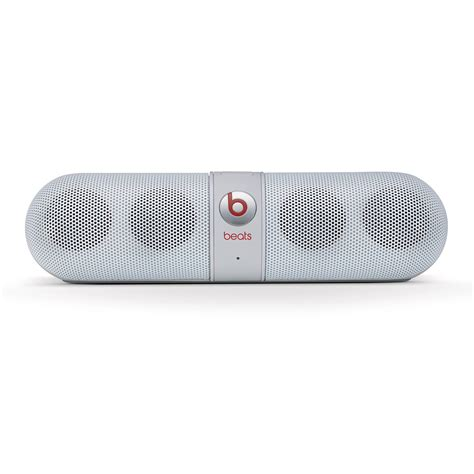 Speaker Unik Beats Pill By Dr Dre Portable Wireless Bluetooth Mini Sp beats by dr dre pill 2 0 portable speaker white mh822am