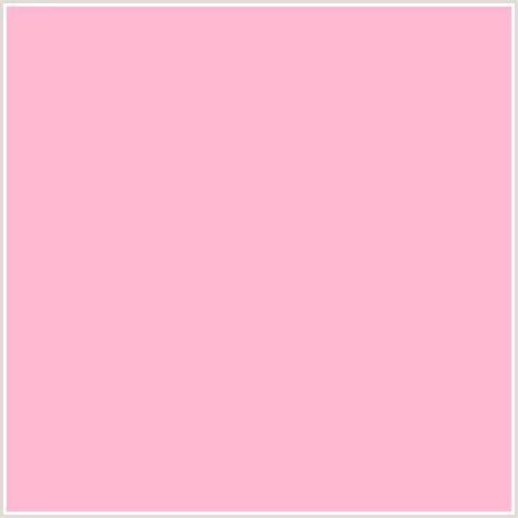 pink color code ffbad2 hex color rgb 255 186 210 cotton