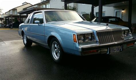 daily turismo stately g 1981 buick regal