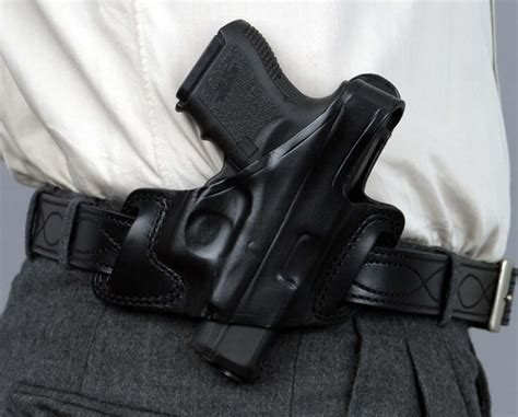 leather gun holster the case against leather gun holsters off the grid news