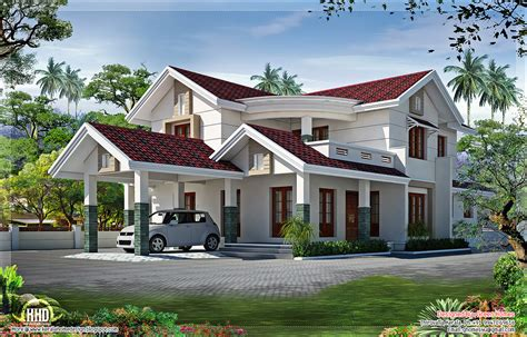 villa home superb looking 4 bedroom villa design house design plans