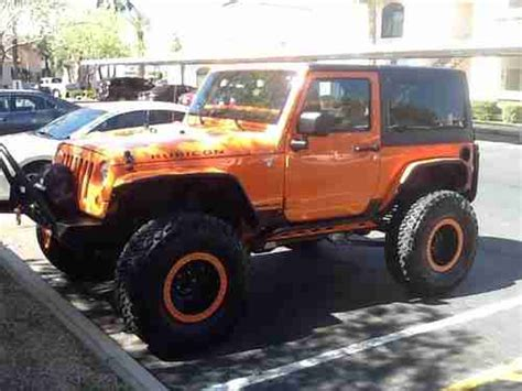 Used Jeeps For Sale In Az Find Used 2013 Jeep Wrangler Rubicon 2 Door Arm Rock