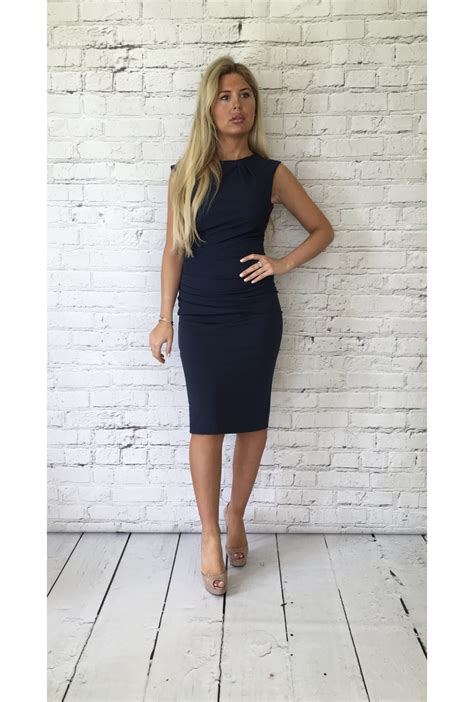 Midi Dress Vb 3 vb smooth dress from ruby room uk