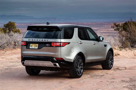 land rover car 2017 land rover discovery review caradvice