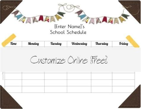 student schedule builder class schedule generator usa scheduler