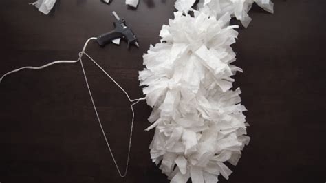 alas con papel crep tecnicas grafo pasicas alas de angel con papel crepe